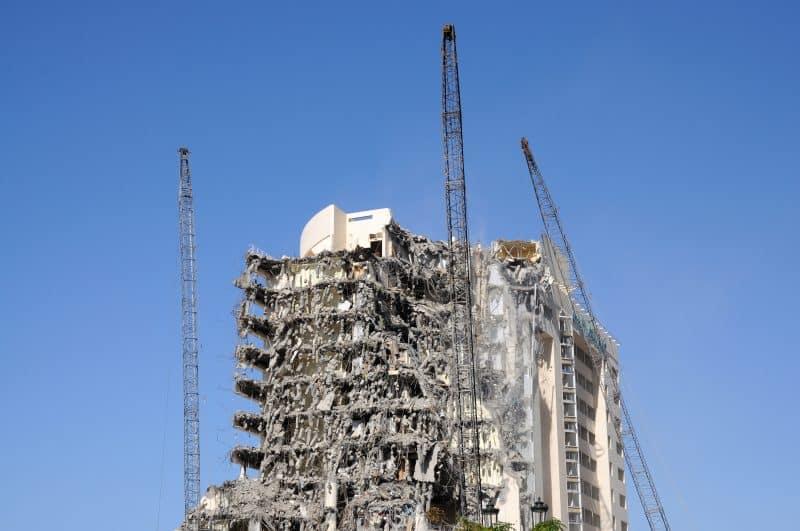 Local demolition contractors commercial demolition in for Construction local commercial