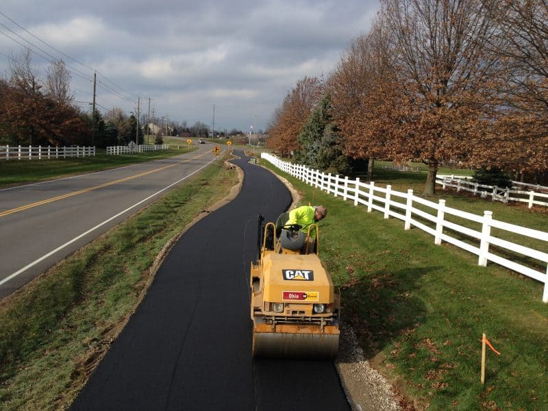 commercial and residential asphalt paving company